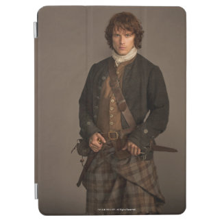 Outlander | Jamie Fraser - Kilt Portrait iPad Air Cover