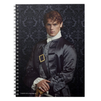 Outlander | Jamie Fraser - Portrait Notebook