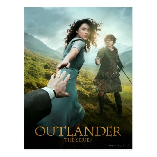 Outlander | Outlander Season 1 Postcard