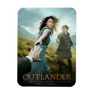 Outlander | Outlander Season 1 Rectangular Photo Magnet