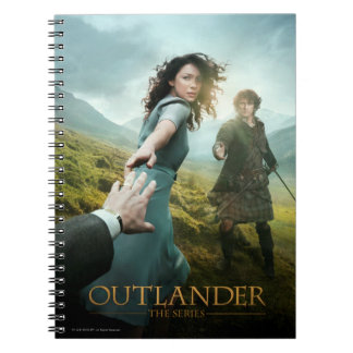 Outlander | Outlander Season 1 Spiral Notebook