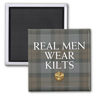Outlander | Real Men Wear Kilts Magnet