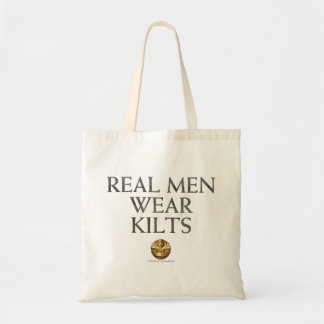 Outlander | Real Men Wear Kilts Tote Bag