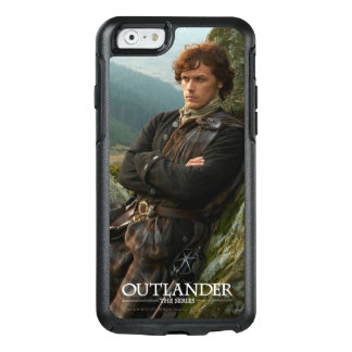 Outlander | Reclining Jamie Fraser Photograph OtterBox iPhone 6/6s Case