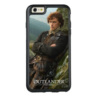 Outlander | Reclining Jamie Fraser Photograph OtterBox iPhone 6/6s Plus Case