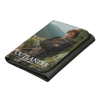 Outlander | Reclining Jamie Fraser Photograph Wallets
