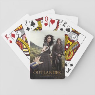 Outlander | Season 1B Key Art Playing Cards