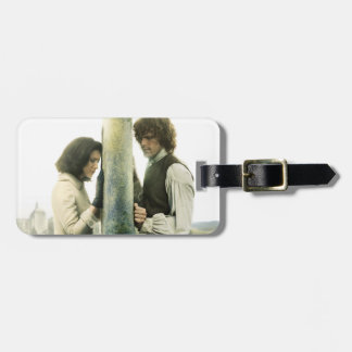 Outlander Season 3 | Claire and Jamie Luggage Tag