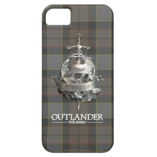 Outlander   The Fraser Brooch Barely There iPhone 5 Case