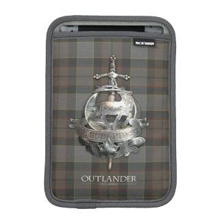 Outlander | The Fraser Brooch iPad Mini Sleeve