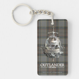 Outlander | The Fraser Brooch Key Ring