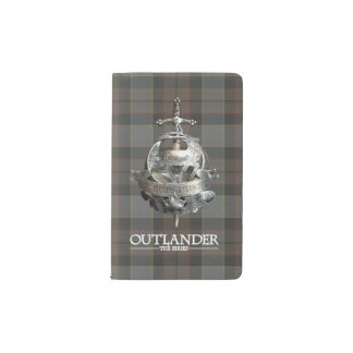 Outlander | The Fraser Brooch Pocket Moleskine Notebook