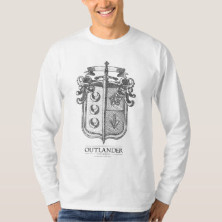 Outlander | The Fraser Crest T-Shirt
