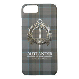 Outlander | The MacKenzie Clan Brooch iPhone 8/7 Case