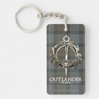 Outlander | The MacKenzie Clan Brooch Key Ring