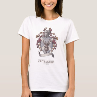 Outlander | The MacKenzie Crest T-Shirt
