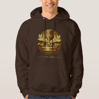 Outlander | The Thistle Of Scotland Emblem Hoodie