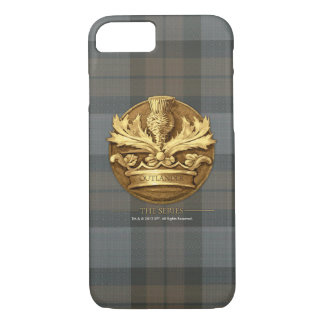 Outlander | The Thistle Of Scotland Emblem iPhone 8/7 Case