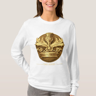Outlander | The Thistle Of Scotland Emblem T-Shirt