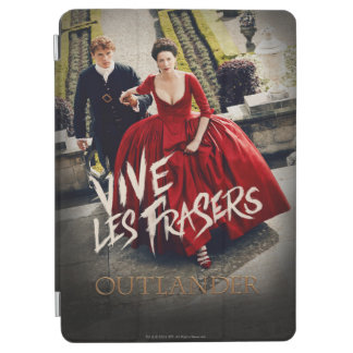 Outlander   Vive Les Frasers iPad Air Cover