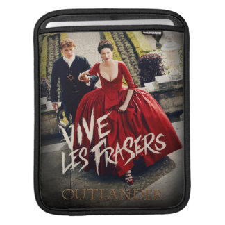 Outlander | Vive Les Frasers iPad Sleeve