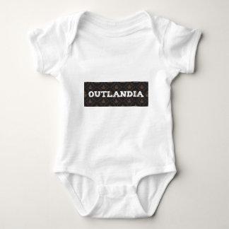 Outlandia Royal Background Baby Bodysuit