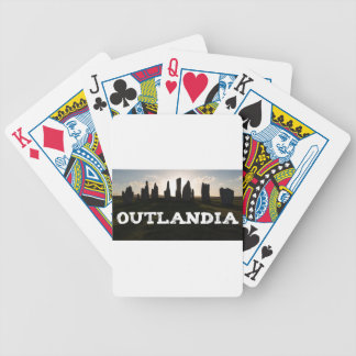 Outlandia Standing Stones Playing Cards