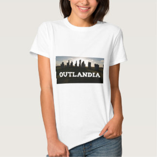 Outlandia Standing Stones T Shirts