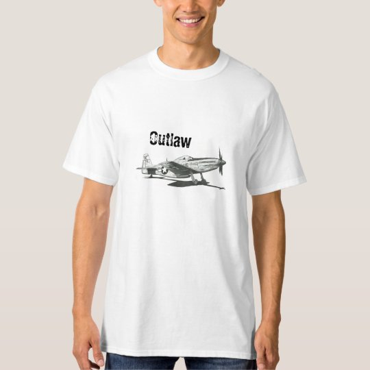 Outlaw Airlines T-Shirt