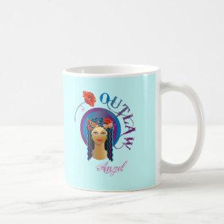 Outlaw Angel Coffee Mugs