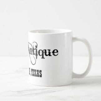 Outlaw Antique Coffee Mug