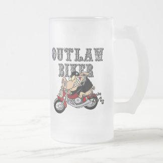 Outlaw Biker Coffee Mugs