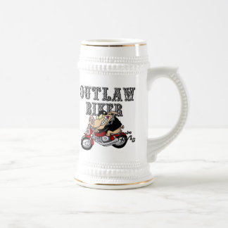 Outlaw Biker Coffee Mug