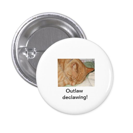 Outlaw Declaw Button