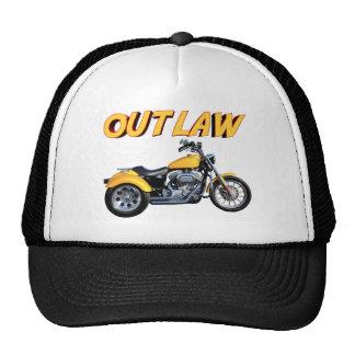 Outlaw Gold Trike Cap
