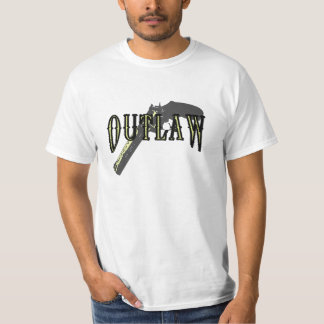 Outlaw Gun T-Shirt