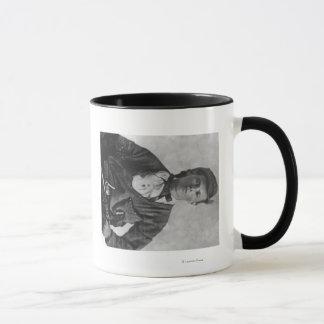 Outlaw Jesse James Portrait Photograph Mug