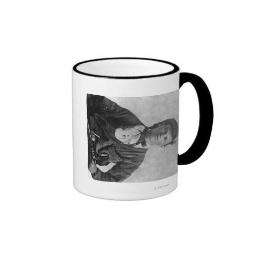Outlaw Jesse James Portrait Photograph Mugs