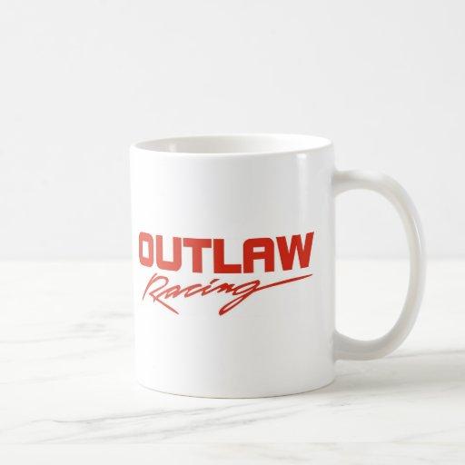 Outlaw Racing Mug