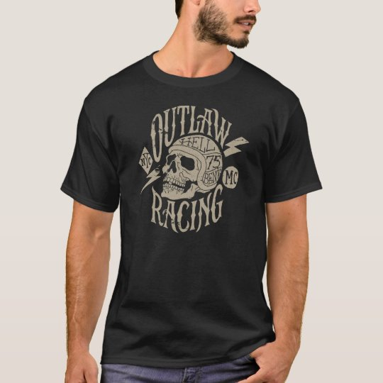 Outlaw Racing Vintage T-shirt