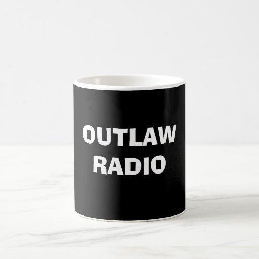 OUTLAW RADIO COFFEE MUGS