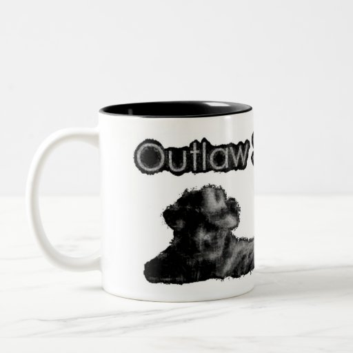 Outlaw Scootering Mug
