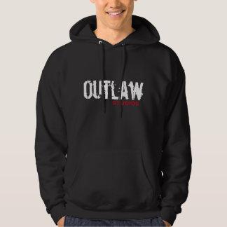 Outlaw Studios Logo Hoodie