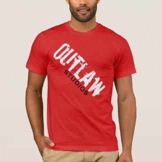 Outlaw Studios Slash Tee - Red