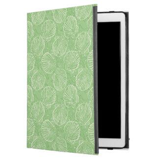 "Outline seashells iPad pro 12.9"" case"