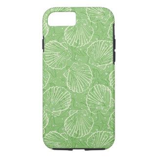 Outline seashells iPhone 8/7 case