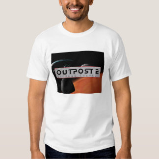Outpost Universe Forums T-Shirt