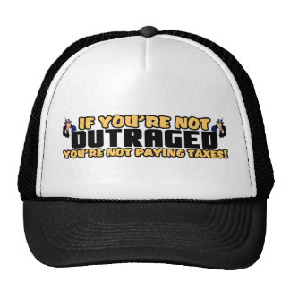 Outraged! Cap