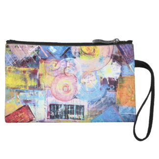 Outside the Box 3 Wristlet Purse