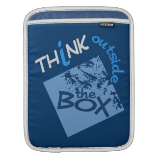 OUTSIDE THE BOX  laptop / iPad sleeve